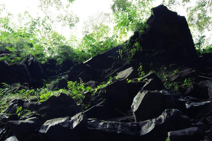 3-2 岩棚