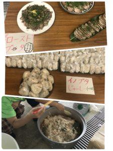 20180119_三木香織_西表島のジャングルへ山菜採り_13