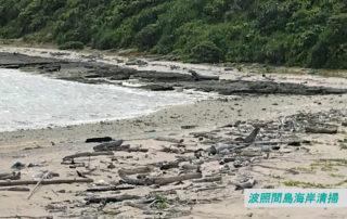 20180612_安里リカ_波照間島海岸清掃